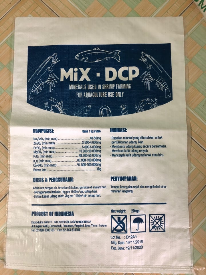 MIX-DCP