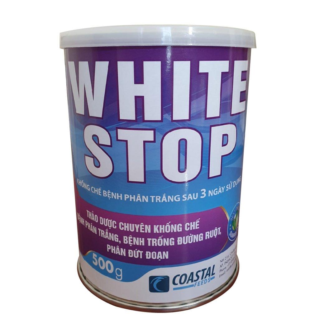 WHITE STOP  ĐẶC TRỊ PHÂN TRẮNG