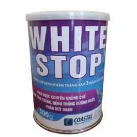 WHITE STOP <br> ĐẶC TRỊ PHÂN TRẮNG