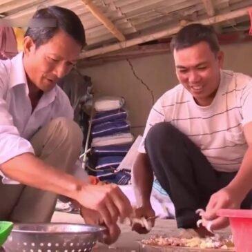 Thành triệu phú nhờ sử dụng tỏi làm thức ăn cho tôm(cá)